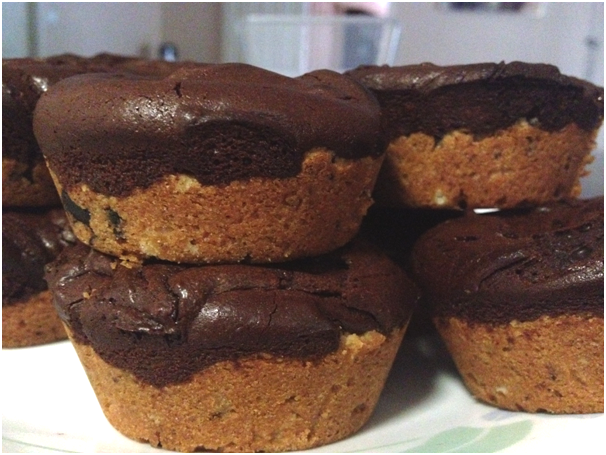 brownie crownies 1