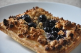 Guest Post #4: Rustic Blueberry Tart