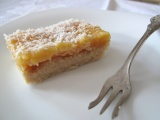 The First Guest Post: Pineapple Shortbread Bars