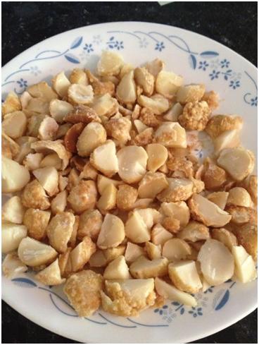 honey nut ice cream9