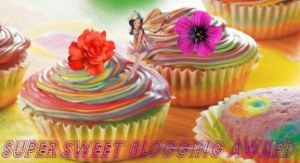 super sweet blogger