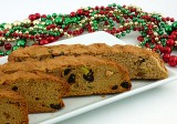 Guest Post: Holiday Inspired Cranberry Pistachio Biscotti