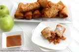 Guest Post #2: Apple Pie Egg Rolls