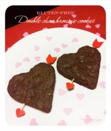 Guest Post #7: Gluten-Free Double Choc Brownie Cookies