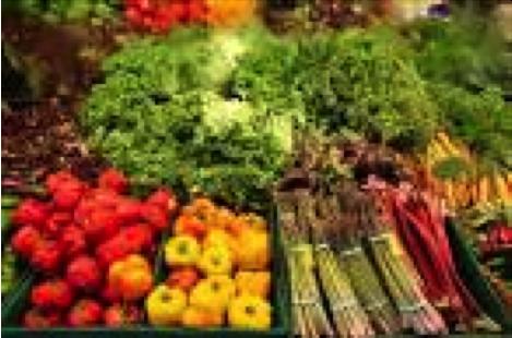 Fresh foods are key!