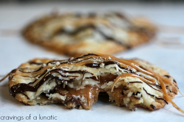 Turtle Hand Pies by Cravings of a Lunatic 4