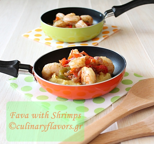 Fava with Shrimps 13b