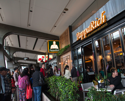 Photo From PappaRich Website