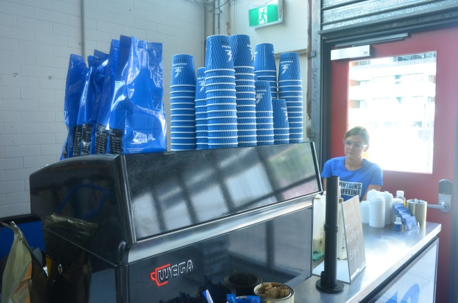 Merlo's Coffee was the rock that kept us going through the conference!