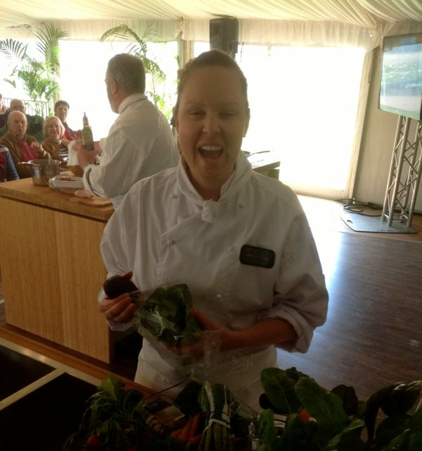Anna Johnston Chef