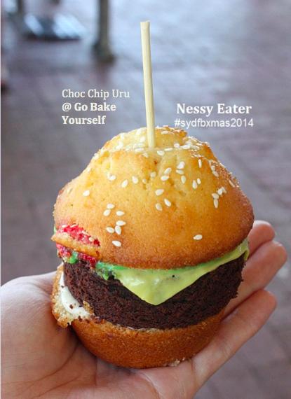 Oh, Burger Me!
