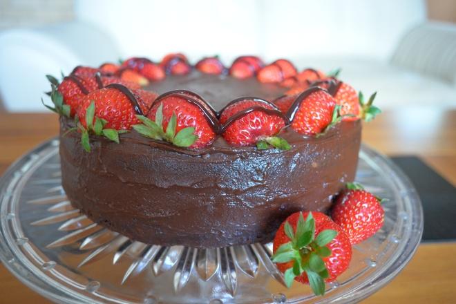uru 81 comments cake chocchipuru chocolate chocolate cake chocolate ...
