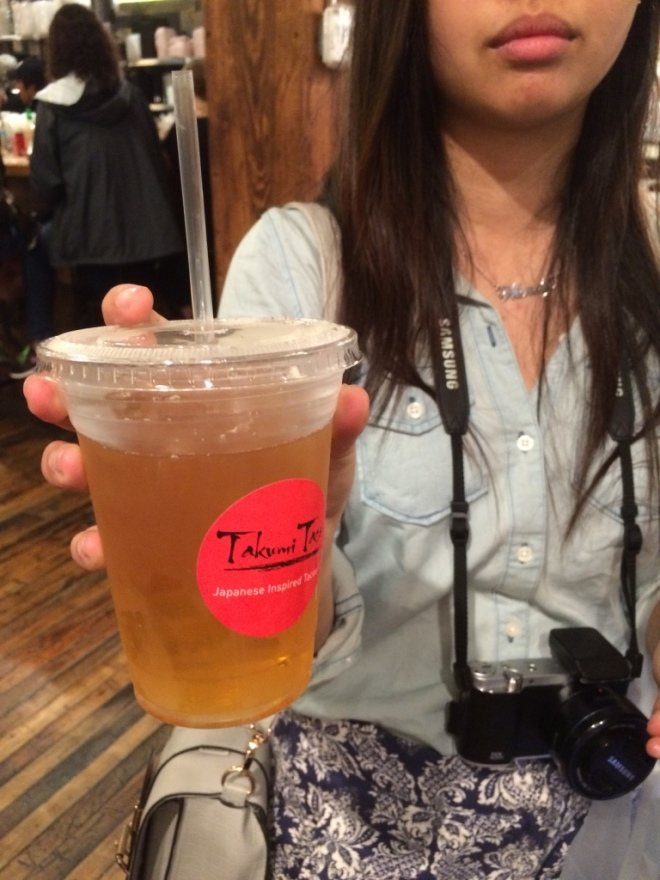 This Iced Tea was godlike. It's the one Tea Americans know how to do right! #truth